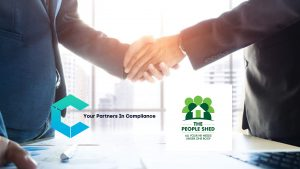 partnership between candy management and the people shed